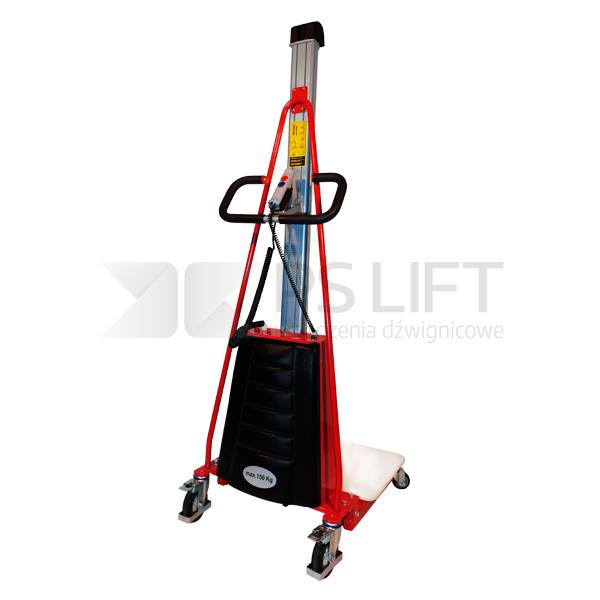 Wózek unoszący elektryczny PS-E150A (udźwig 150kg)