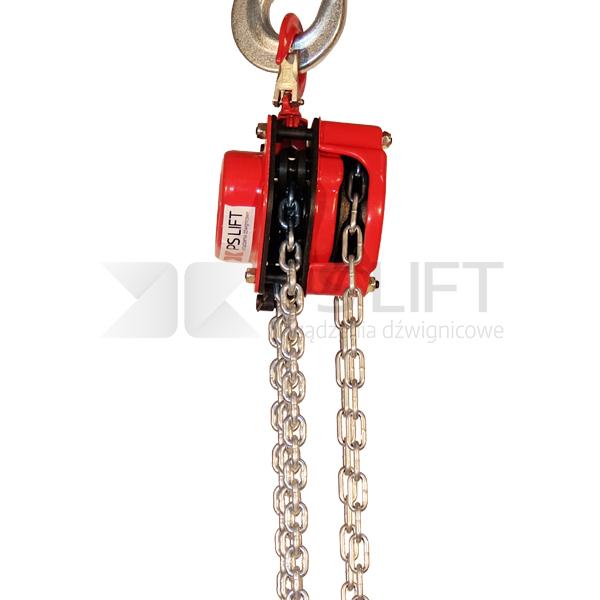 Wciągnik łańcuchowy ręczny Hart-KM
