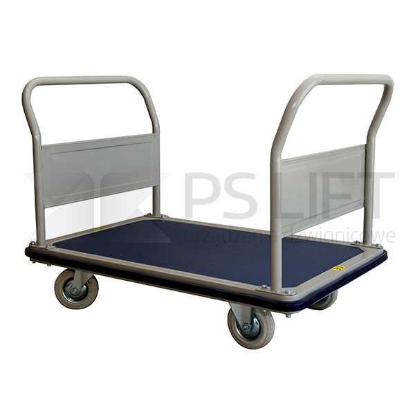 Wózek platformowy jednoburtowy PS-LP 300