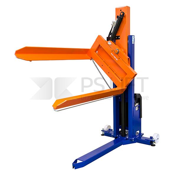 Podnośnik hydrauliczny do palet / skrzyniopalet