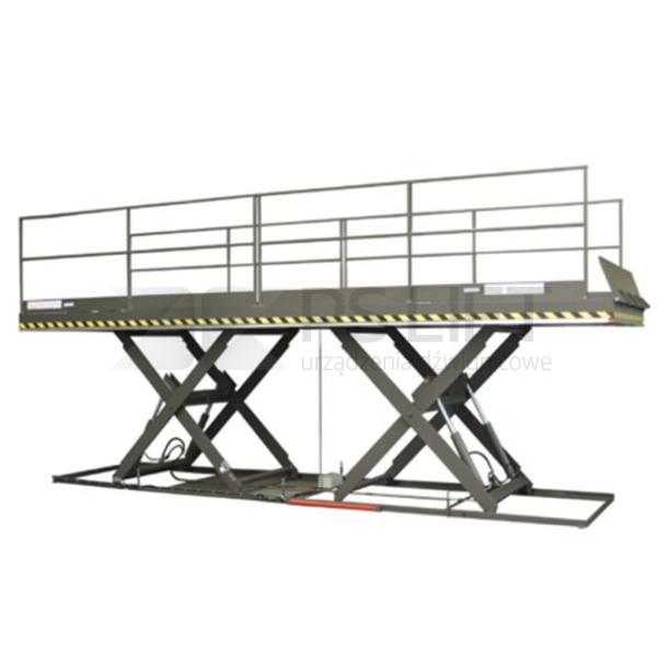 Dźwigniki dwunożycowe - udźwigi od 1500 do 10000 kg