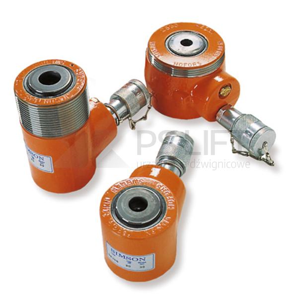 Cylinder hydrauliczny kompaktowy Compact (z wbudowaną z pompą ręczną)