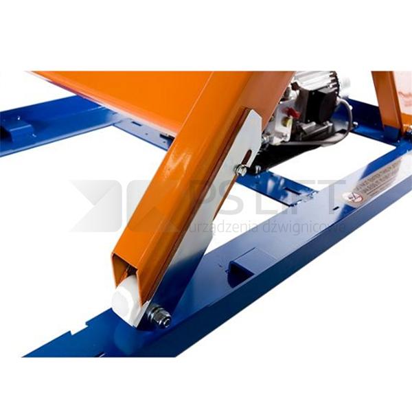 Dźwigniki nożycowe o udźwigu 3000 kg