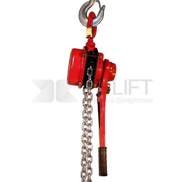 Wciągnik łańcuchowy ręczny dźwigniowy Hart-TS