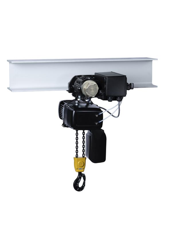 Wciągnik łańcuchowy elektryczny PS-GPM i PS-GP (udźwig do 6300 kg)