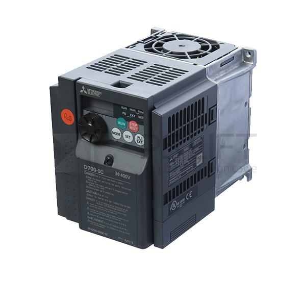 Wciągnik łańcuchowy elektryczny z falownikiem (przetwornicą częstotliwości) PS-GPFU