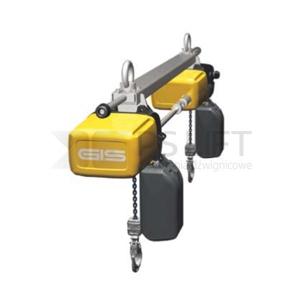 Wciągnik łańcuchowy elektryczny zsynchronizowany PS-GPS