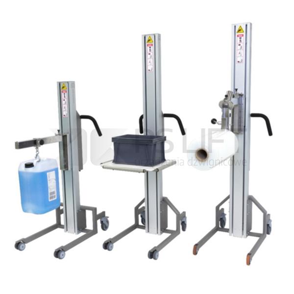 Wózek unoszący elektryczny WP Industrial (udźwig do 200 kg)