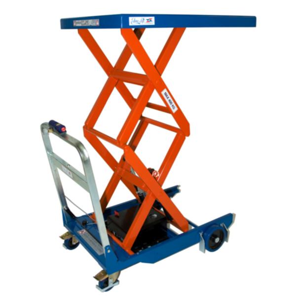 PSlift, wozek platformowy nozycowy, urzadzenia dzwignicowe