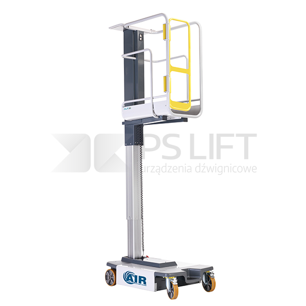 PSlift, mobilna platforma robocza, urzadzenia dzwignicowe,
