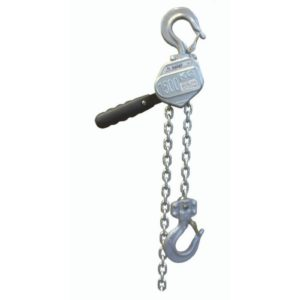 Aluminiowy wciągnik łańcuchowy ręczny dźwigniowy HADEF
