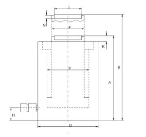 Ps lift, Urzadzenia dzwignicowe, Cylindry hydrauliczne, Promocja, Cylinder z powrtorem, Pod obciazeniem, 2