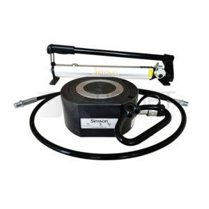 Cylinder hydrauliczny niski LHL 15016 - zestaw