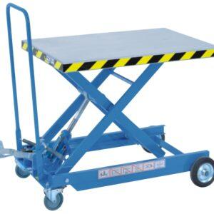 Wózek platformowy nożycowy - seria HF